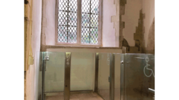 Disabled Access Lift found in a church