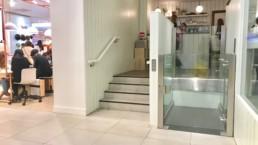 Contemporary DDA lift