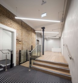 commercial platform lifts uk