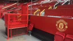 football stadium wheelchair lift
