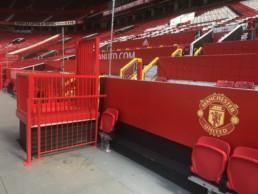 football stadium wheelchair lift