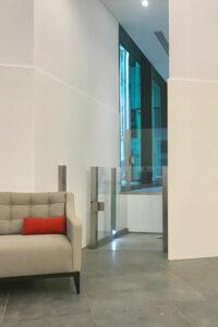 Modern Indoor Wheelchair Lift